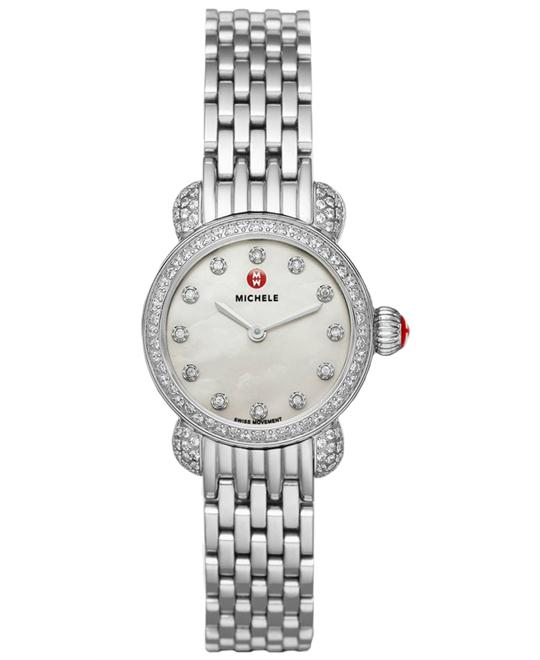 Michele Csx-26 Pav Diamond, Ladies 26mm