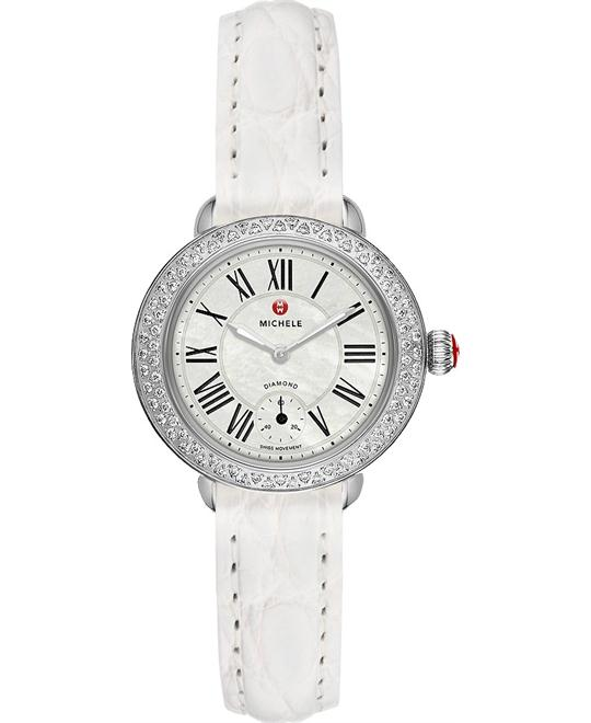 Michele Serein 12 Ladies Watch 28mm