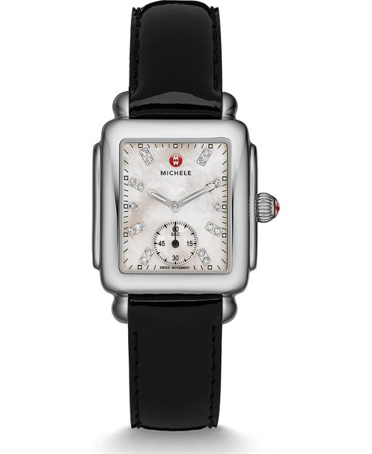 Michile Deco Mid Diamond Patent Watch 29*31mm