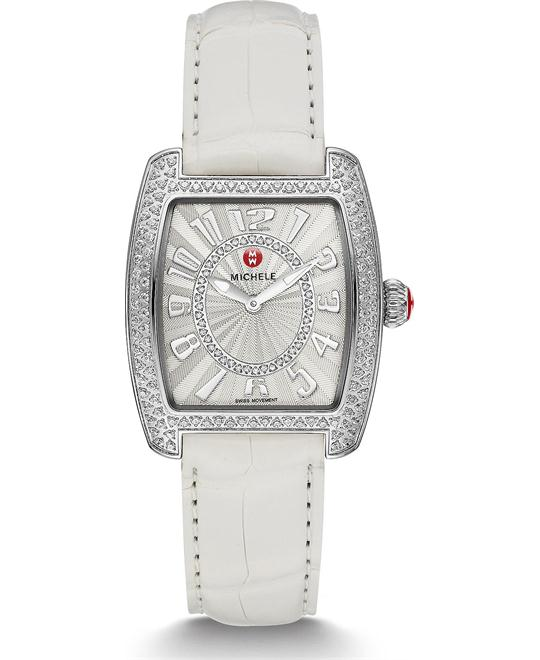 Michile Urban Mini Diamond White Watch 29*31mm