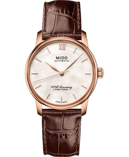 MIDO BARONCELLI II M007.236.36.118.00 LIMITED EDITION 33MM