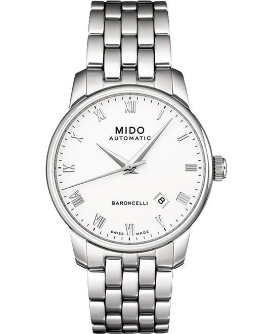 đồng hồ MIDO BARONCELLI II M8600.4.26.1 38MM