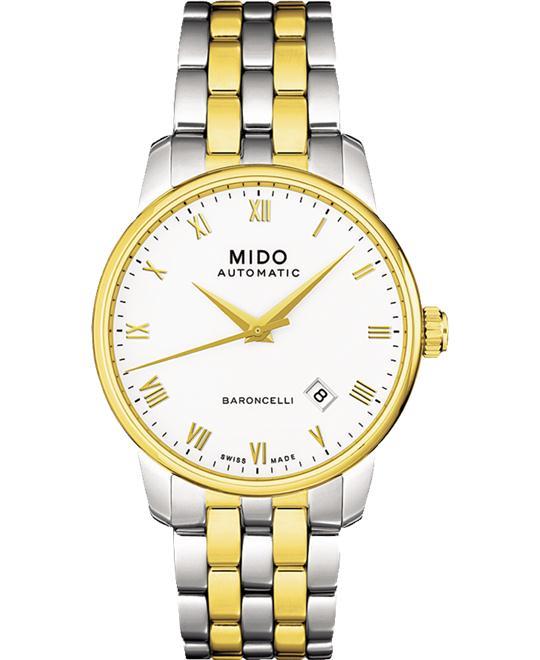 đồng hồ MIDO BARONCELLI II M8600.9.26.1 WATCH 38MM
