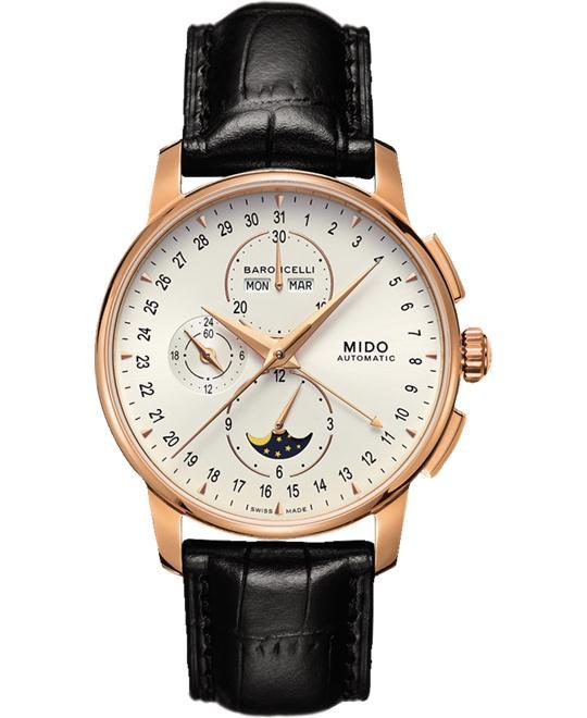 đồng hồ MIDO BARONCELLI II M8607.3.M1.42 42MM