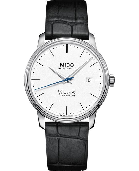 đồng hồ MIDO BARONCELLI III M027.407.16.010.00 WATCH 39MM