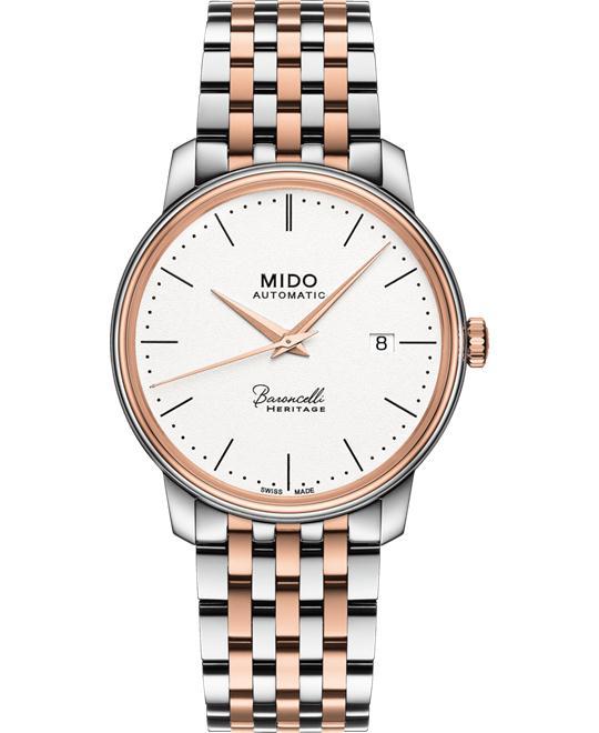 đồng hồ MIDO BARONCELLI III M027.407.22.010.00 39MM