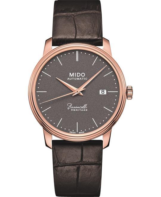 đồng hồ MIDO BARONCELLI III M027.407.36.080.00 WATCH 39MM
