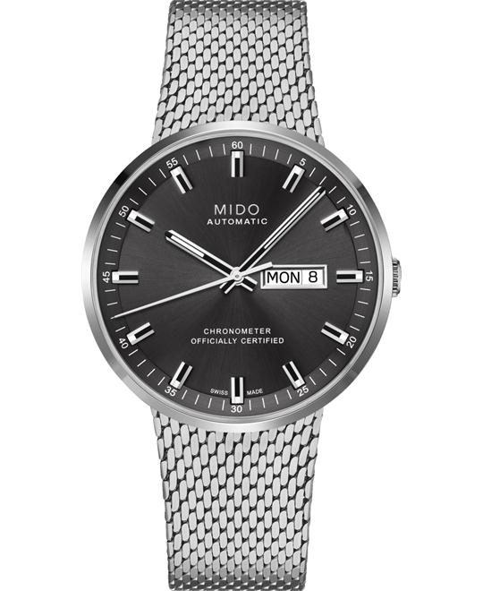 MIDO COMMANDER II M031.631.11.061.00 42MM