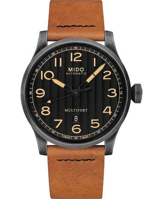 MIDO MULTIFORT M032.607.36.050.99 ESCAPE HORWEEN 44MM