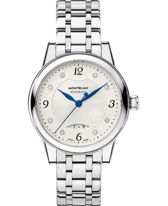 Montblanc Bohème 111056 Automatic Stainless Steel Ladies 30mm