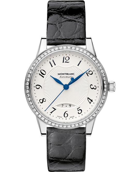 Montblanc Bohème 111057 Automatic Diamonds 37mm