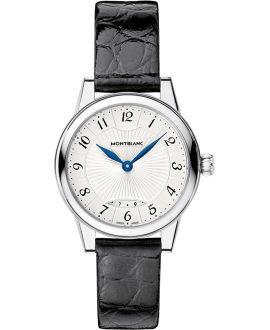 Montblanc Bohème 111206 Quartz Leather 27mm