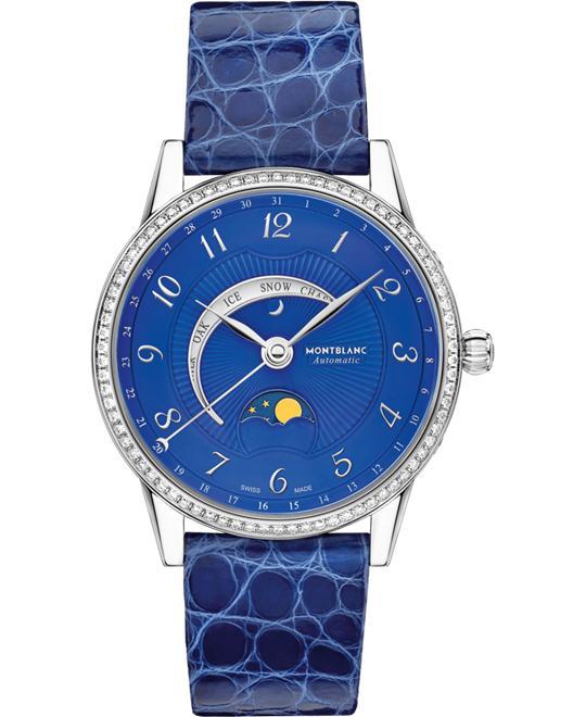 Montblanc Bohème Moongarden Bleue Automatic 113826 37mm