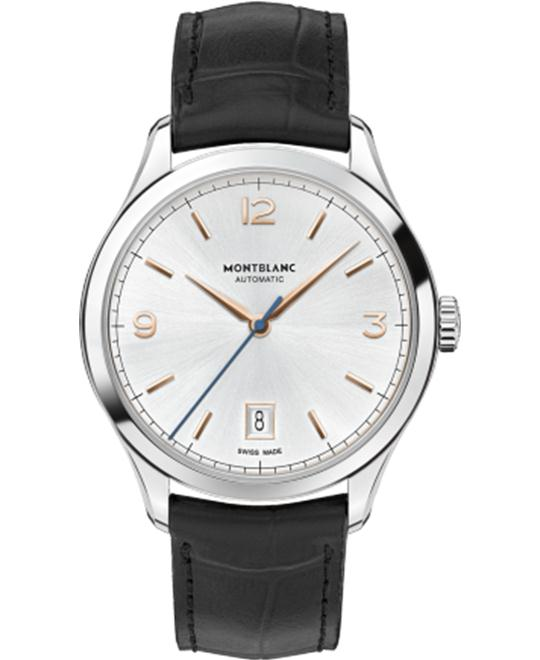 Montblanc Heritage Chronométrie Automatic Leather 112520 40mm