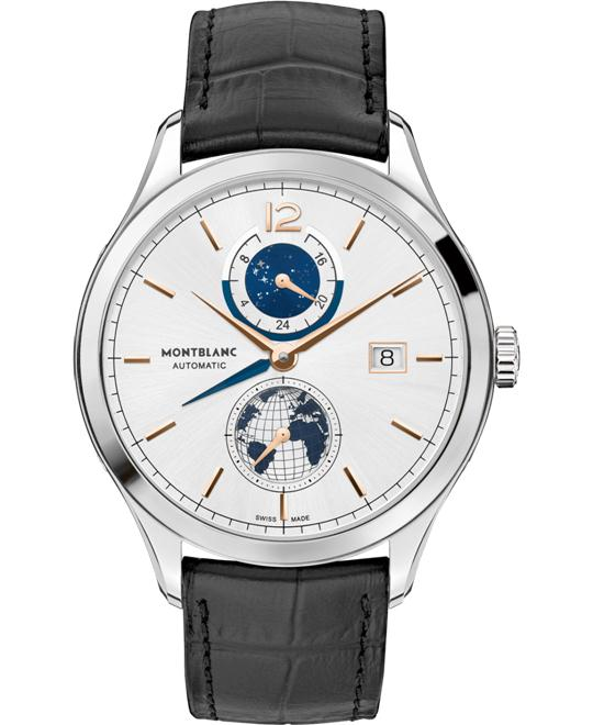 MONTBLANC Heritage Chronometrie Dual Time 113779 Watch