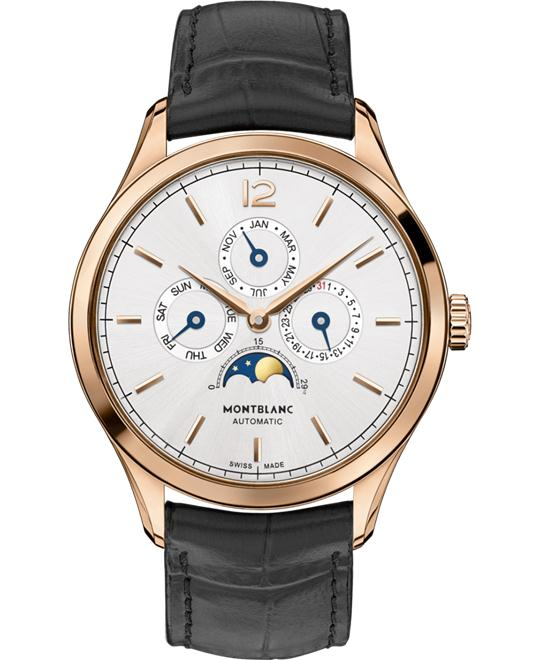 Montblanc Heritage Chronométrie Quantième Annuel 112535 40mm