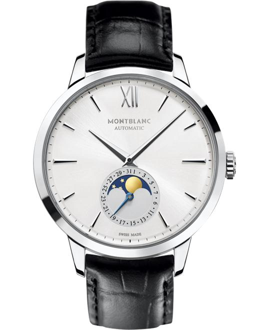 Montblanc Heritage Spirit Moonphase Leather 110699 40mm