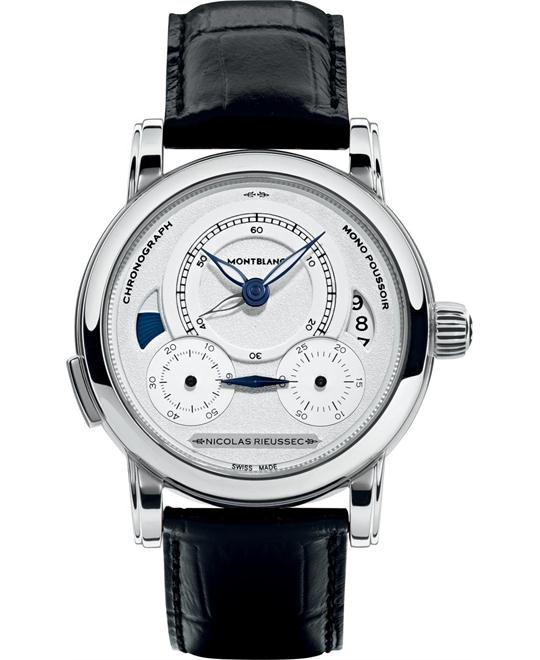Montblanc Homage To Nicolas Rieussec 111012 Automatic 43mm