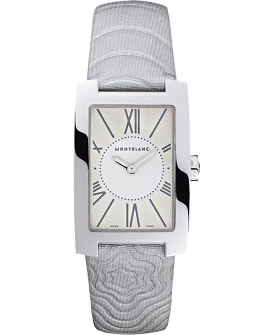 MONTBLANC PROFILE ELEGANCE 102622 WATCH 23x35mm