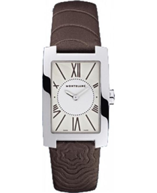 MONTBLANC PROFILE ELEGANCE 102624 WATCH  23x35mm