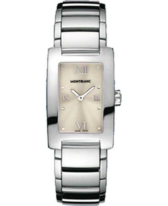 MONTBLANC PROFILE ELEGANCE 36056 WATCH 23x35mm