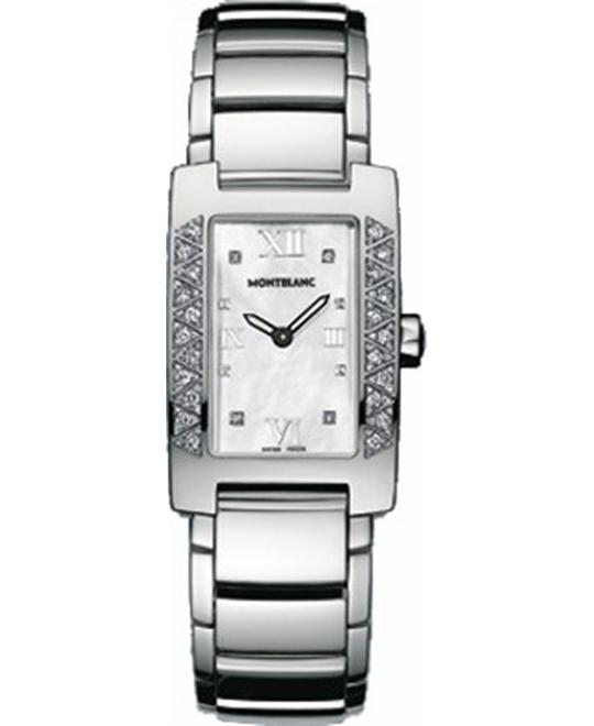 MONTBLANC PROFILE ELEGANCE 36127 WOMENS WATCH 23x35mm