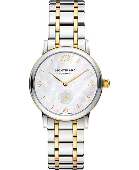 đồng hồ MontBlanc Star 107913 Classique Watch 34mm