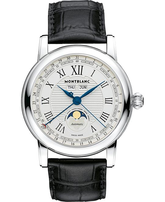 đồng hồ Montblanc Star 108736 Automatic Moonphase Men's Watch 42mm