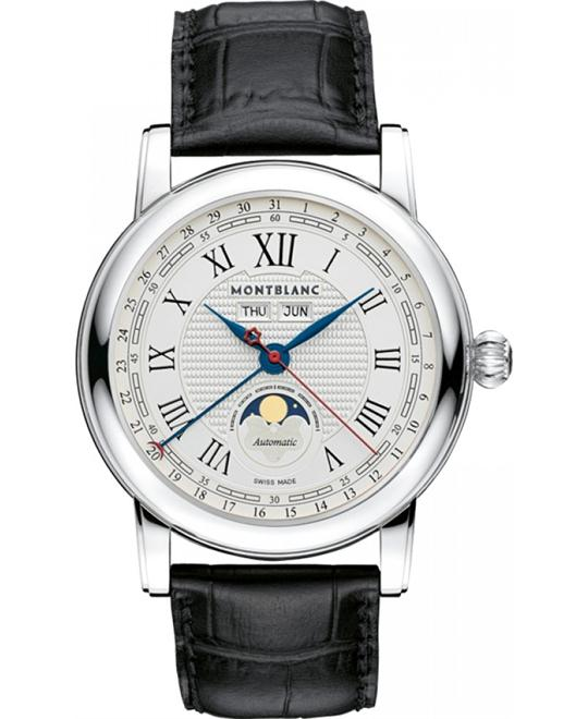 Montblanc Star 110703 Moonphase Automatic Leather 42mm