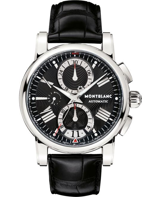 Montblanc Star 4810 102377 Chronograph Automatic Alligator 44mm