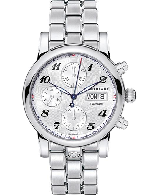 Montblanc Star Chronograph Automatic Watch 39mm