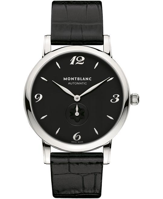 đồng hồ Montblanc Star Classique 107072 Acier Automatic Men's Watch 39mm