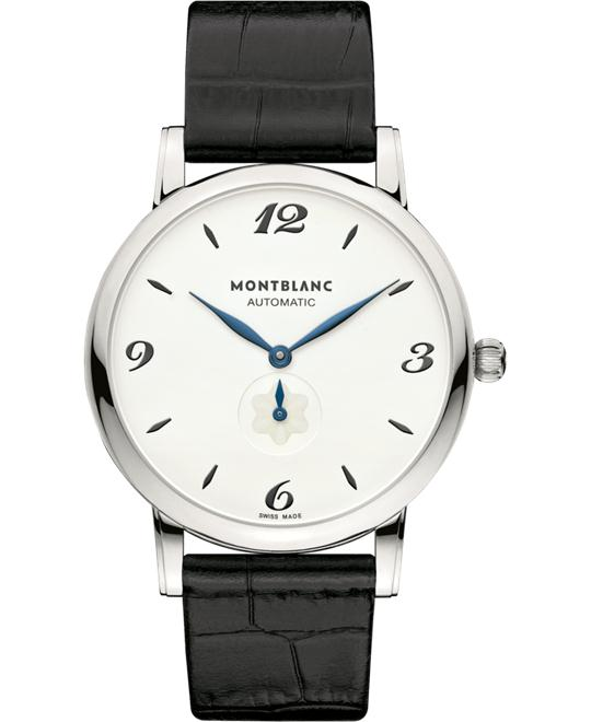 đồng hồ Montblanc Star Classique 107073 Automatic Alligator Strap 39mm
