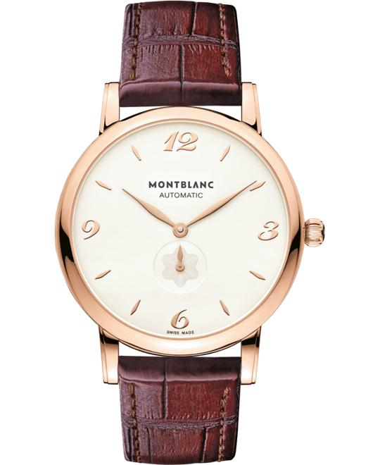 Montblanc Star Classique 107076 18K Red Gold Automatic 40mm