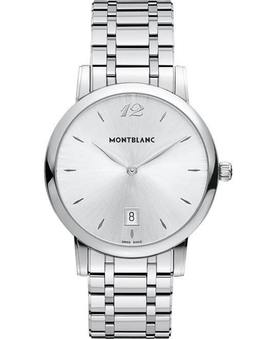 đồng hồ Montblanc Star Classique 108768 Quartz Men's Watch 40mm