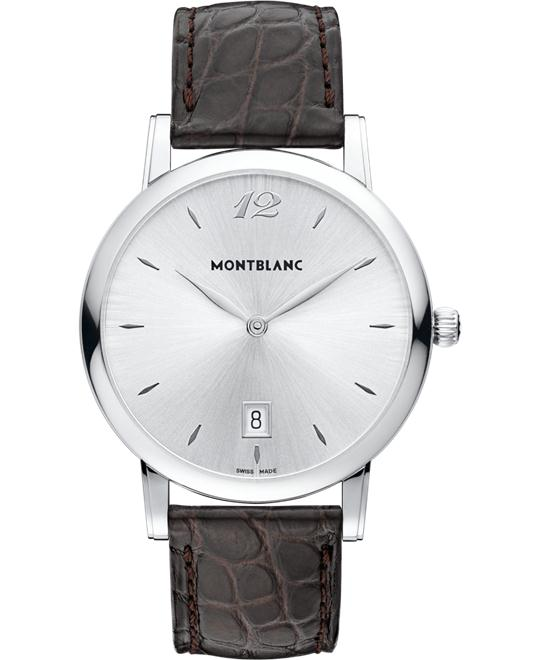 Montblanc Star Classique 108770 Quartz Leather 40mm