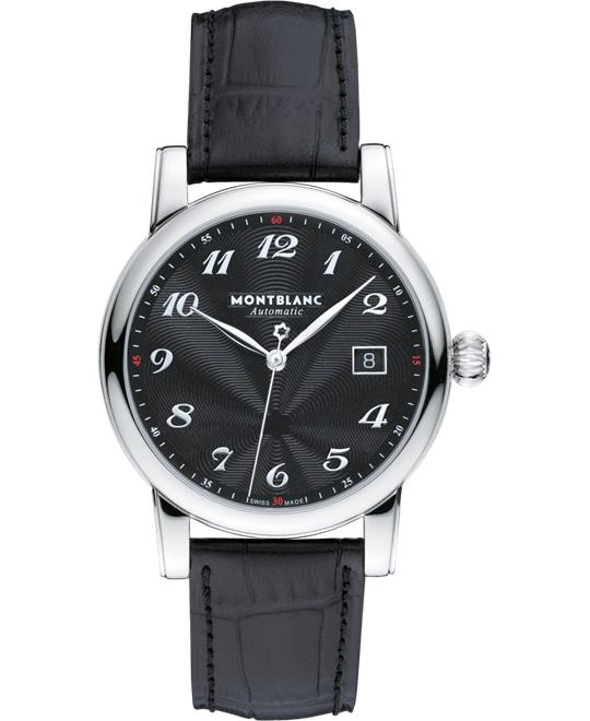 Montblanc Star Date Automatic Alligator Leather 107314 40mm