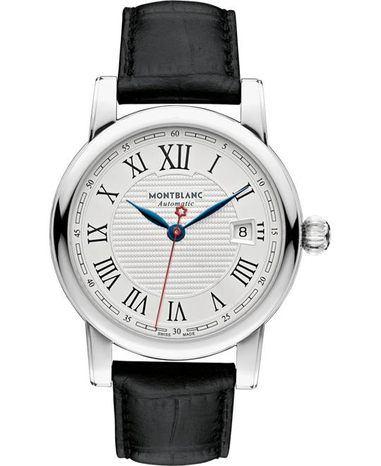 "Montblanc Star Date Automatic Special ""Carpe Diem"" 110705 39mm"