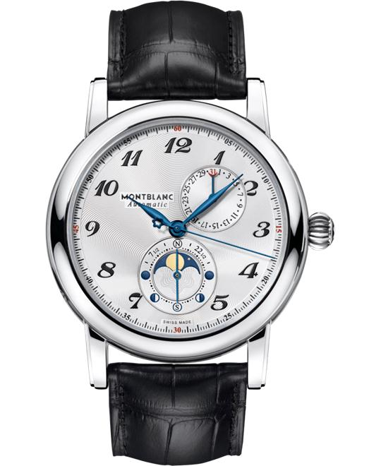 đồng hồ Montblanc Star 110642 Twin Moonphase Automatic 42mm