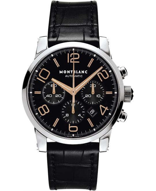 Montblanc TimeWalker 101548 Automatic Alligator 43mm