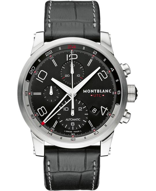 Montblanc TimeWalker 107336 ChronoVoyager UTC 43mm