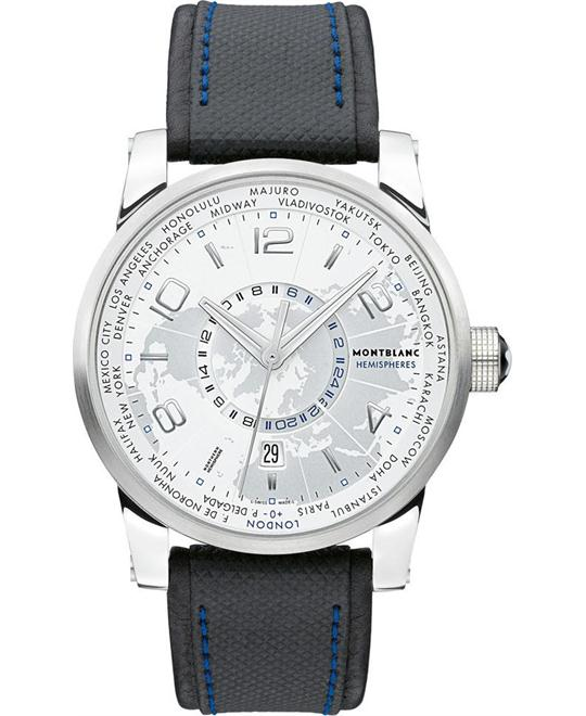 Montblanc Timewalker 108955 World-Time Automatic 42mm
