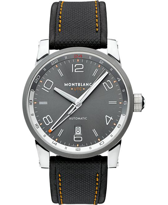 Montblanc TimeWalker 109137 Voyager UTC Automatic 42mm
