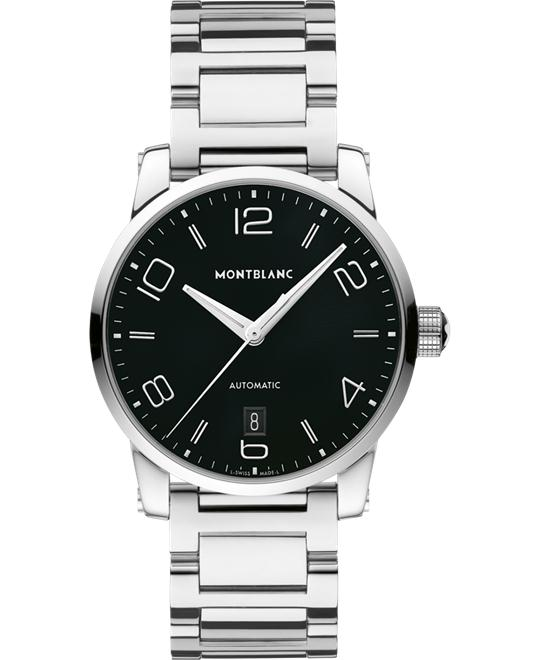 Montblanc TimeWalker 110339 Automatic Stainless Steel 39mm