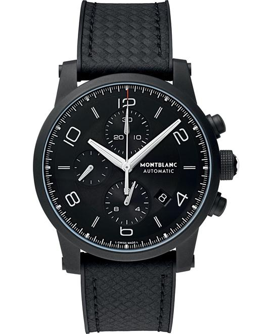Montblanc TimeWalker 111197 Automatic Chronograph 43mm