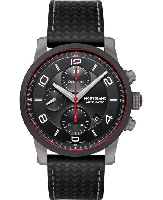 Montblanc TimeWalker 112604 Urban Speed Chrono Men's 43mm