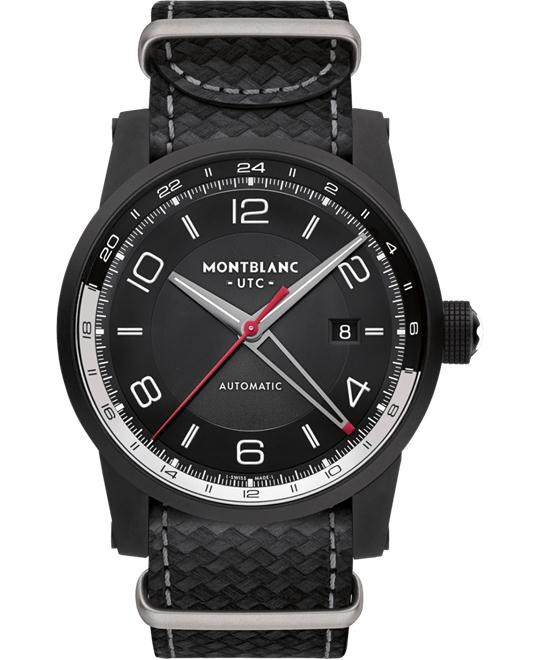 Montblanc TimeWalker 113828 Urban Speed UTC E-Strap 43mm