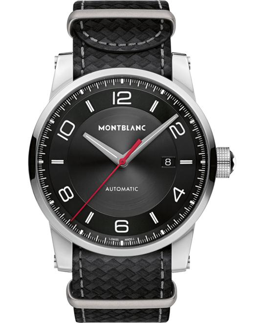 Montblanc TimeWalker 113850 Automatic E-Strap 43mm