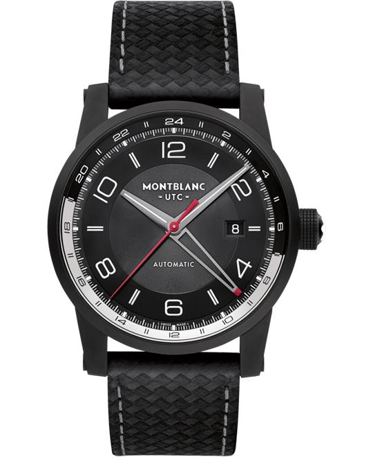 Montblanc TimeWalker 113876 Urban Speed UTC Auto 43mm
