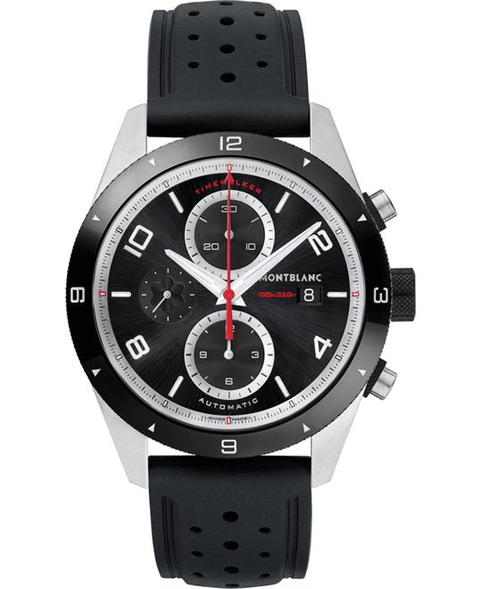 Montblanc TimeWalker 116096 Chronograph Automatic Watch 43mm